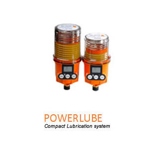 Powerlube Single Point Lubricator