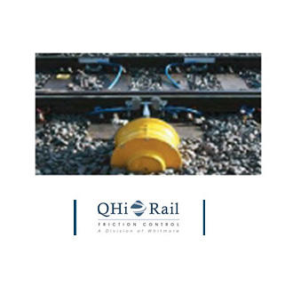 QHI Rail Lubricator