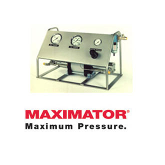 Maximator Air Driven Pumps