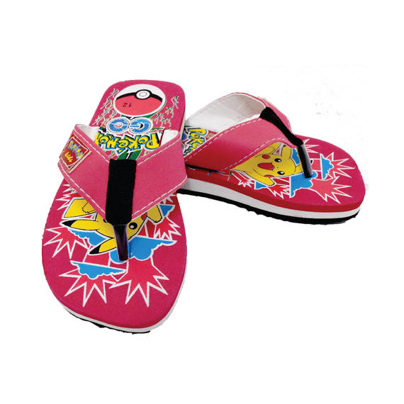 AEROKID - TODDLER SANDALS  (KS S278-RD) RED