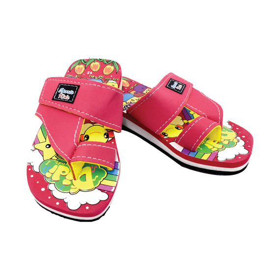 AEROKID - TODDLER SANDALS  (KS S283-RD) RED