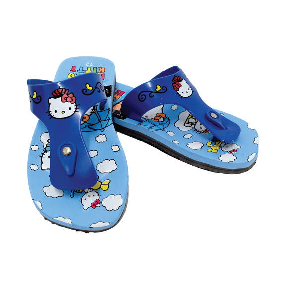 AEROKID - TODDLER SANDALS  (KS S702-B) BLUE
