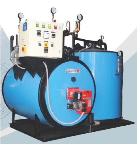 Oil / Gas Instant Hot Water Generator