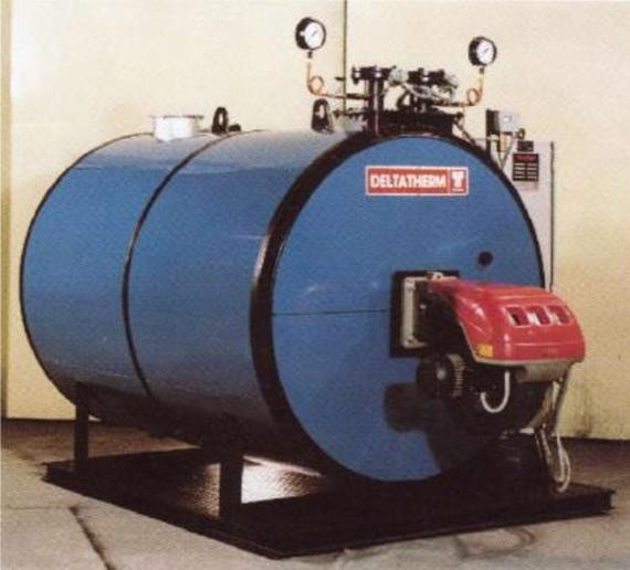 Oil/Gas Horizontal Thermal Oil Heater