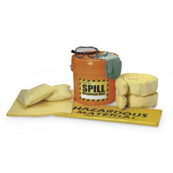 Chemical Spill Kit - 18L (Portable)