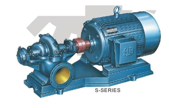 Split-Casing Pump