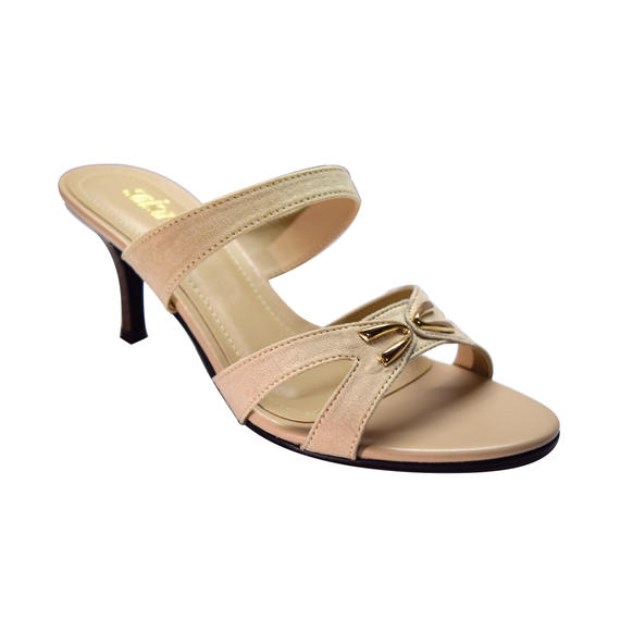 SALSA - LADIES LOW HEELS (17-994) BEIGE