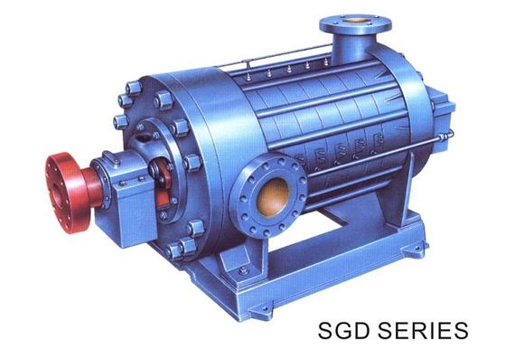 Horizontal Multi-Stage Pump SGD Series