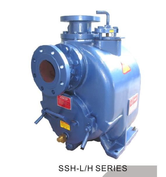 Self Priming Solid Handling Pumps