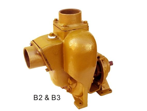Self - Priming Centrifugal Pump
