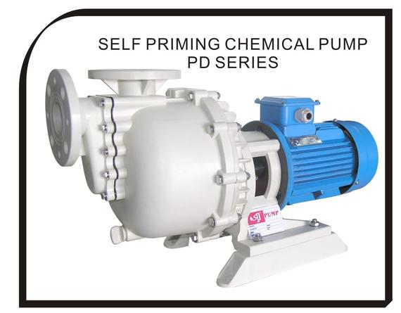Chemical Corrosive-Resistant Pump