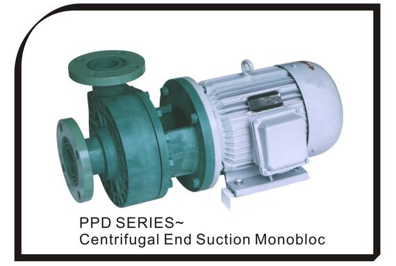 Chemical Corrosive- Resistant Pump