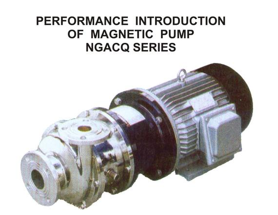 Magnetic Pump NGACQ Series