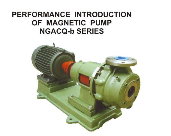 Magnetic Pump NGACQ-b