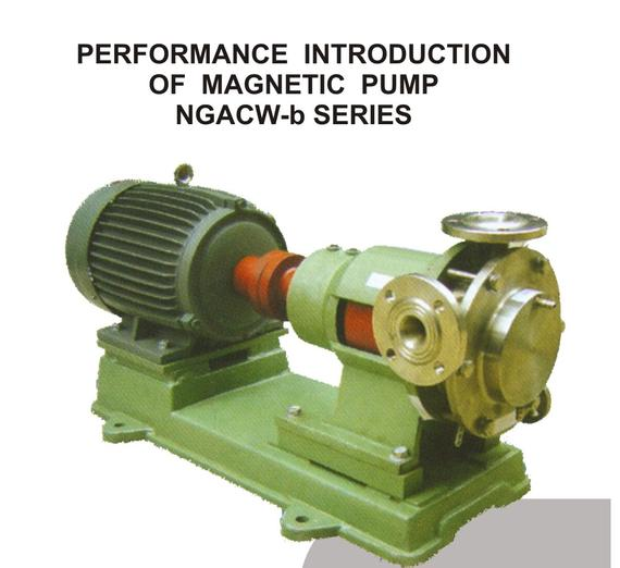 Magnetic Pump NGACW- b