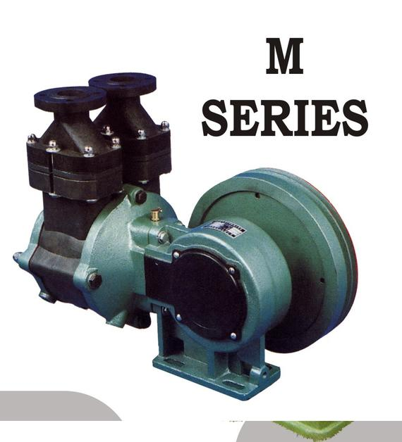Mechanical- Operated Diaphragm Pump