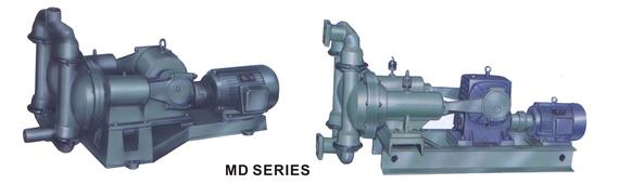 Motorised Diaphragm Pump