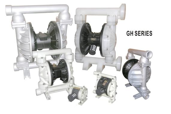 Air- Operated Double Diaphragm Pump GH Series