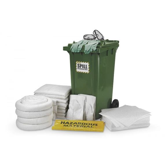 Oil Spill Kit - 240L (Cart)