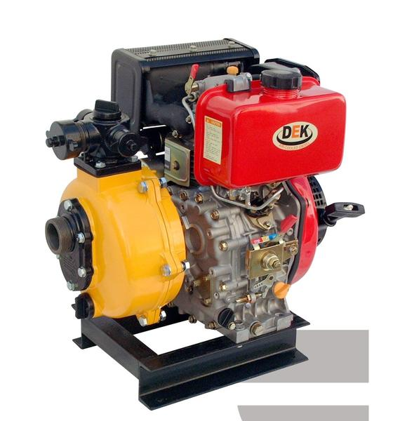 High Pressure Fire Fighting Pump