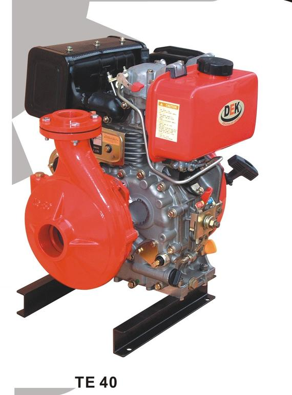 Fire fighting & Transfer Pump