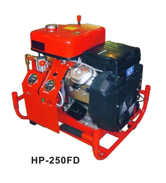 Gasoline Engine Fire Fighting Pump