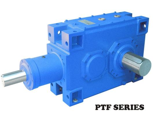 Right Angle Spiral Bevel Gear Speed Reducer
