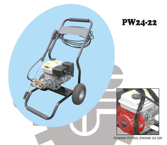 High Pressure Jet Cleaner Set