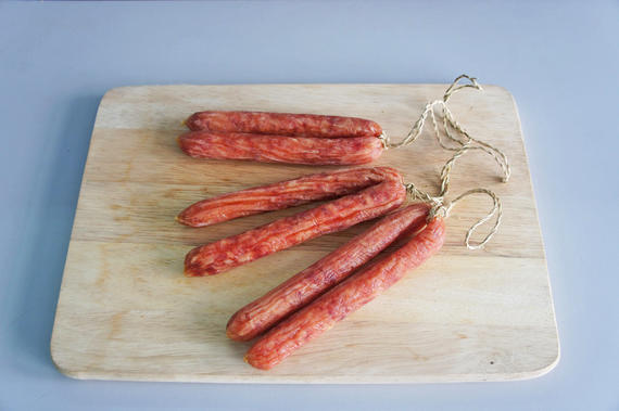 Economic Chinese Sausage ( Wax )