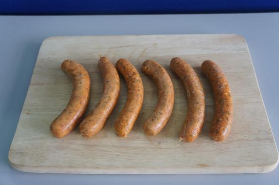 Thuringer Bratwurst (Raw)