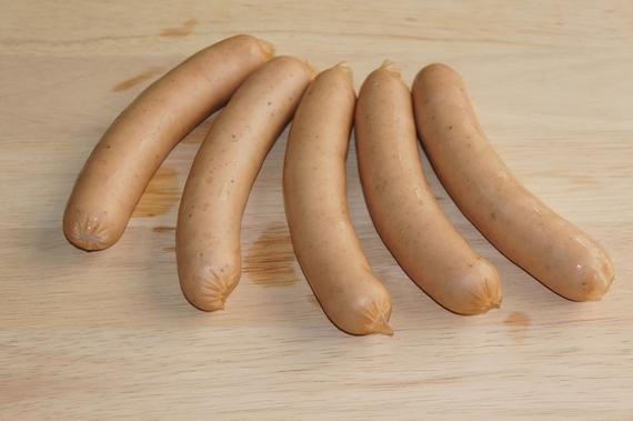 Nurnberger Cheese Sausage