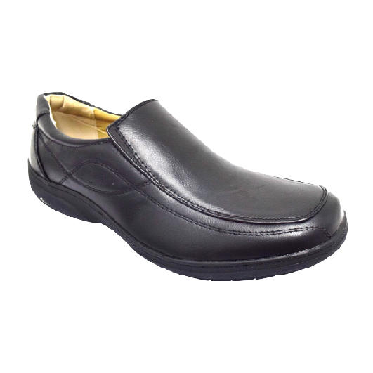 NEWMEN - Men Executive Shoe (MS 8126) Black