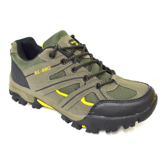AZER – Men Hiking Shoe (S 138) Green