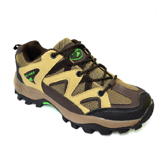 AZER – Men Hiking Shoe (S 139) Brown