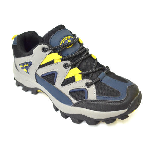 AZER – Men Hiking Shoe (S 139) Blue
