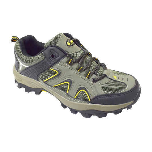 AZER – Men Hiking Shoe (S 955) Green
