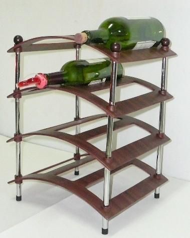 4 Layer Wine Rack