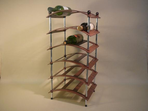 6 Layer Wine Rack
