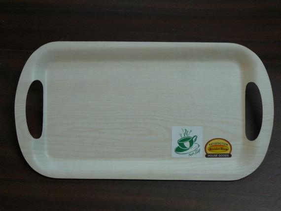 1061H White Willow Tray