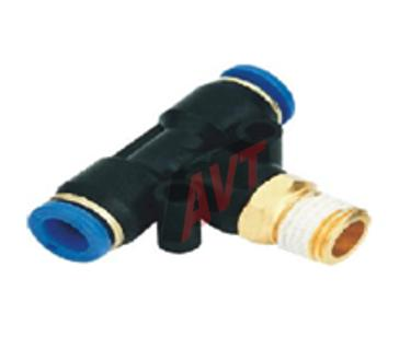 PT SERIES BRANCH TEE CONNECTOR