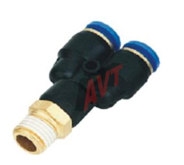 PWT SERIES BRANCH Y CONNECTOR