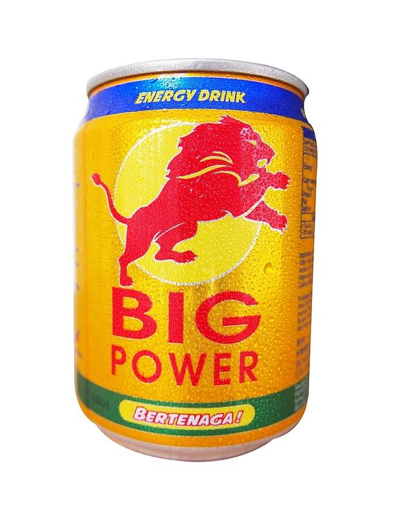BIG POWER Energy Drink