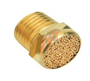 PSV SERIES BRASS SILENCER