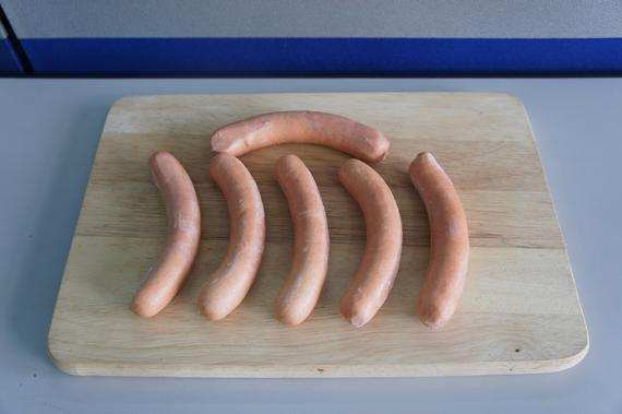 English Oxford Sausage ( Raw )