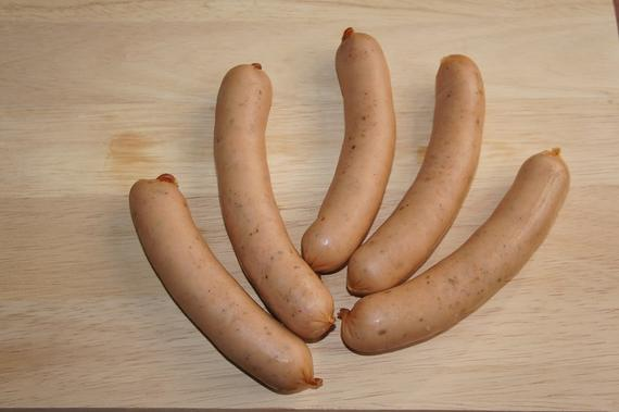Thuringer Cheese Bratwurst