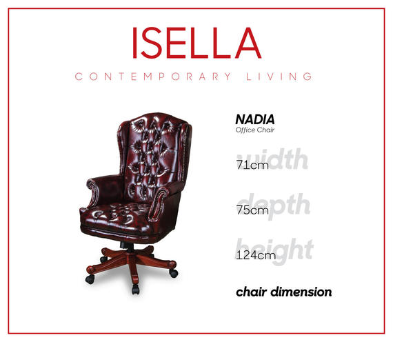 Nadia Office Chair