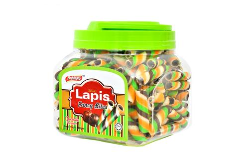 LAPIS Fancy Bites 400g - Chocolate