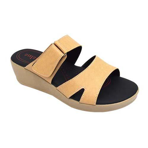 Salsa - Lady Comfort Shoe (47-6566 BE) Beige