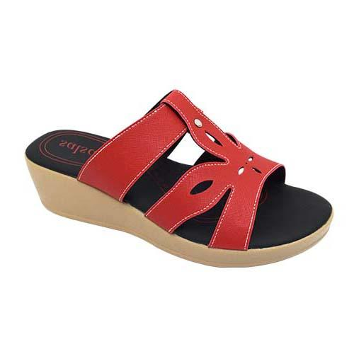 Salsa - Lady Comfort Shoe (47-6562 R) Red
