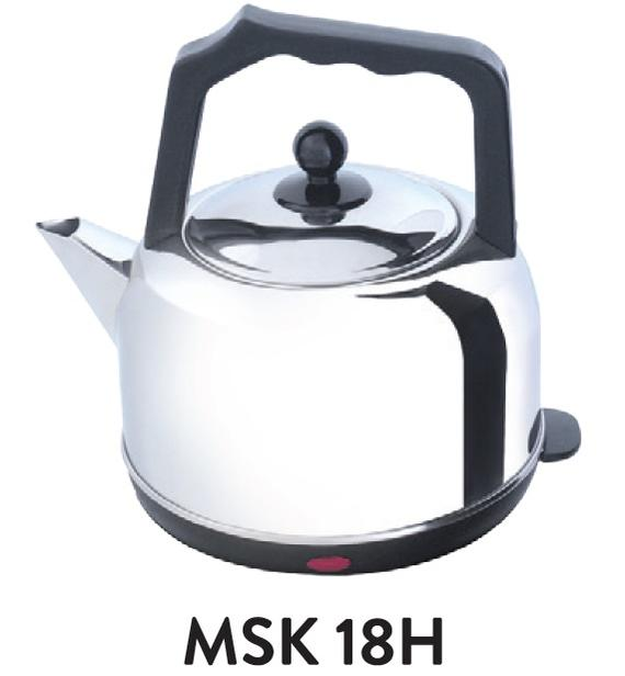 Stainless Steel Electric Kettle MSK 18H